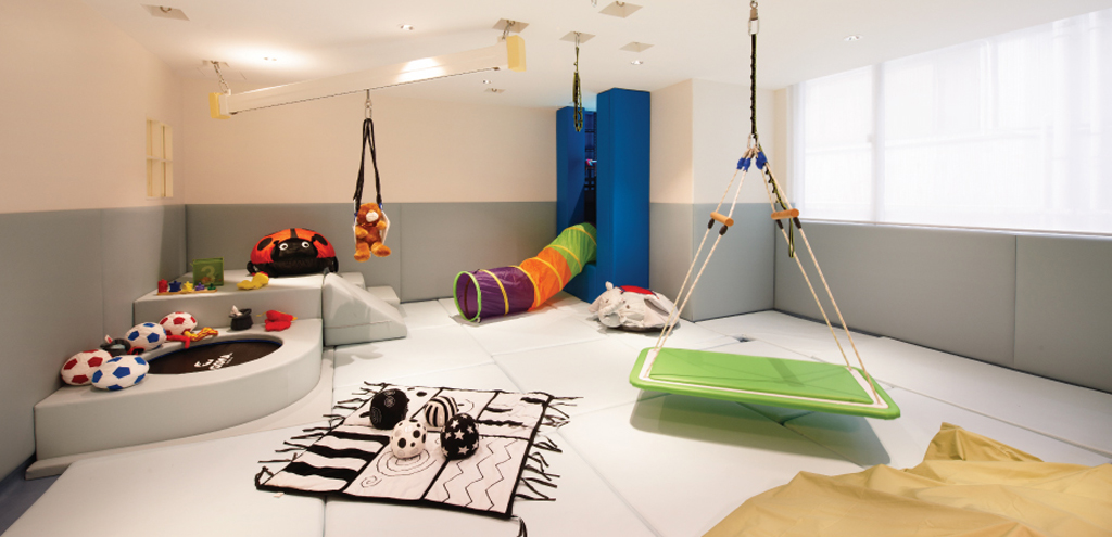 Sensory rooms for adults