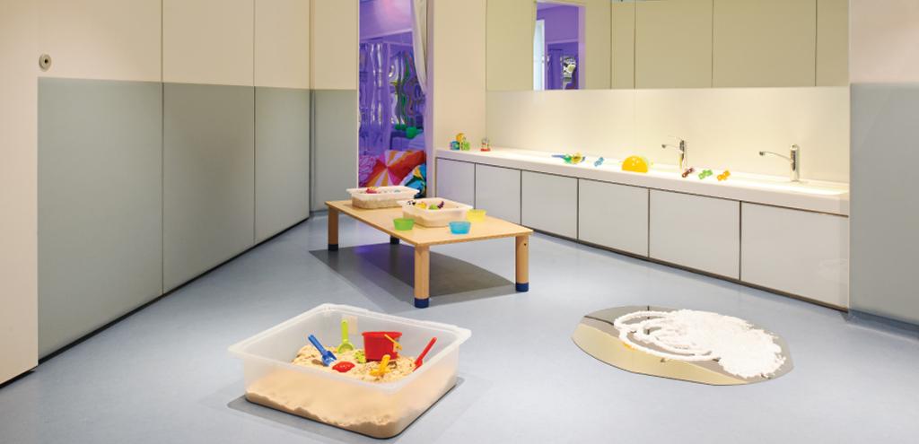 SPRING Sensory Discoverer Room Programme Class Sensory stimulation Pre-Nursery Development Children  Independence