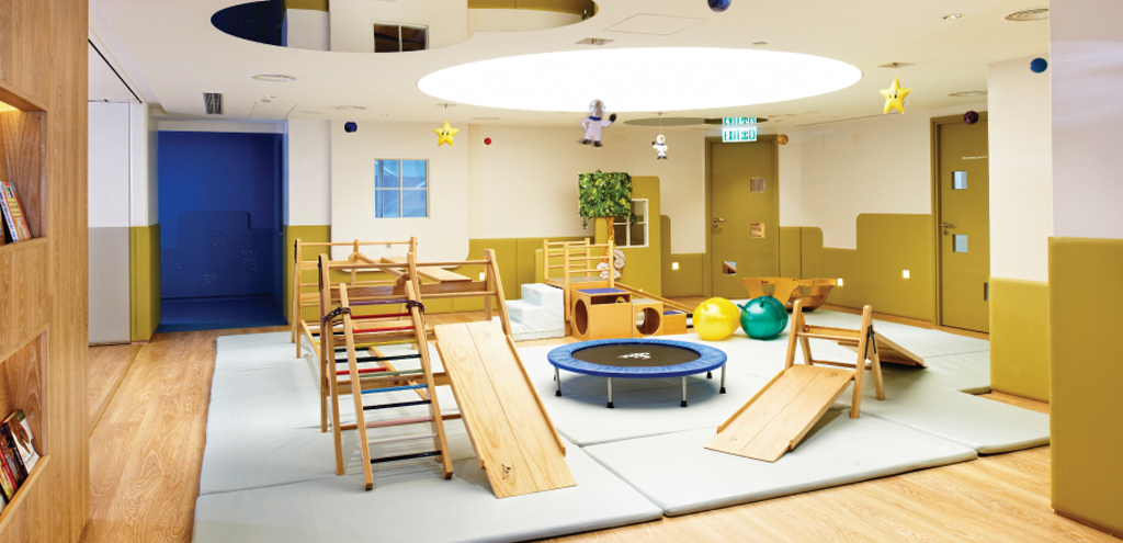 SPRING Activity Classroom KindyROO Apparatus Programme Class Neurophysiological Neural Brain Cognitive Physical Development Babies Children