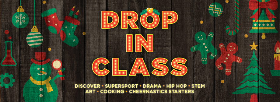 Christmas Drop in Class 2018 | SPRING